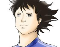 Captain Tsubasa (Fan art)