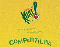 Kuat Compartilha - Campanha e Projeto Gráfico