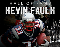 Hall Of Fame - New England Patriots
