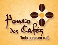 Ponto dos Cafés - Social Mídia