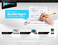 Studioneyra Website