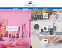 Diseño Web Platinum E-Learning