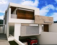 Proyecto :: Casa Mecoacán