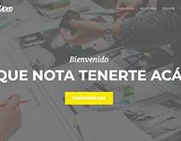 Diseño de Sitio Web Informativo