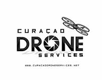 Animación logo Curaçao Drone Services