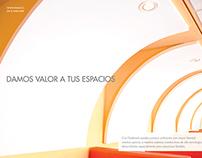 Masivo // Knauf Damos valor a tus espacios