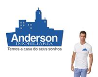 Logo do Anderson Imobiliária