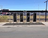 Parada de autobús / Bus stop
