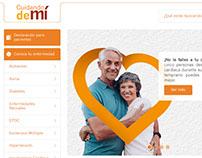 Proyecto SEM - Cuidandodemi.com