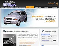 Agencia Automóviles (PHP - MySQL)