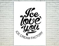 Ice Love You / Ice Cream Factory