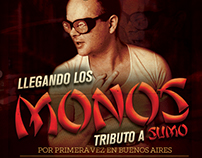 Flyer / Tributo a Sumo (2015)
