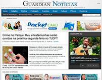 Guardian Notícias - 1º  Versão