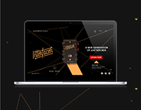 Landing Page excercise v2 - goodwoodauido