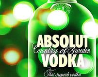 Advertising for Absolut Vodka®