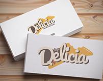 Beijú Q.Delícia | Logo Design