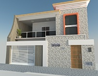 Projeto Residencial 280m²
