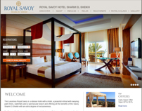 Savoy Group Web Design