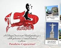 Cajazeiras 152 anos