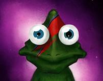 Bowie Chameleon