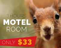 Motel X / RRSS