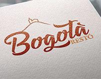 Logo Bogotá Restó