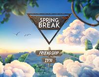 Spring Break - Friendship