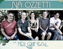 "Ná Ozzetti - Turnê Paulista ""Meu Quintal"""