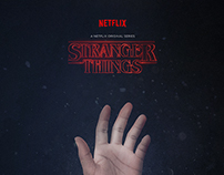 Poster - Netflix: Stranger Things