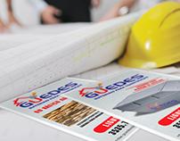 Folheto Guedes Materiais para Construção 2017