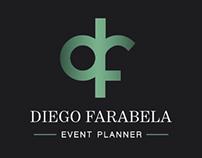 Branding / Diego Farabela. Event Planner