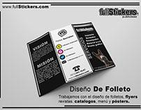 fullStickers C.A (Social media content)