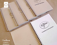 Cuadernos - Comandas