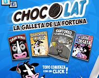 Comic animado para Toddy Chile
