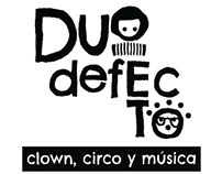 Logo Desing for DUO DEFECTO