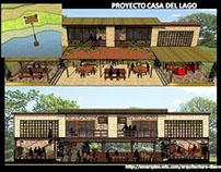 Proyecto Casa del Lago