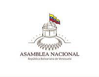 LOGO ASAMBLEA NACIONAL DE VENEZUELA (PROPUESTA)