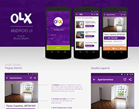 OLX - Android (study)