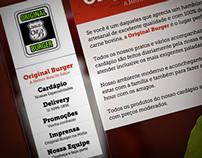 Creative Solution - Original Burger