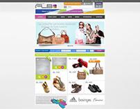 Propuesta Web: Tiendas FLB