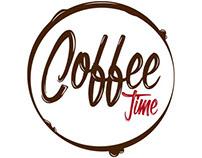 Logo Coffe Time