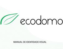 Visual Identity Manual - Ecodomo Project
