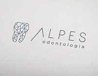 Alpes Branding