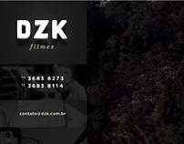 Site da Produtora DZK