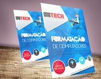 Flyer - EngTech Soluções em Informática