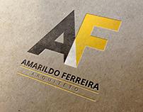 Logotipo - Amarildo Ferreira Arquiteto