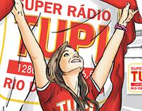 Super Rádio TUPI - Campanha Time + Torcida