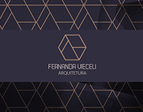 Identidade Visual Fernanda Vieceli Arquitetura