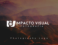 Impacto Visual - Photography Logo
