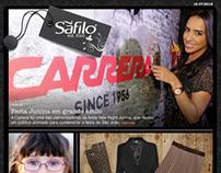 Email MKT Safilo - Festa Carrera